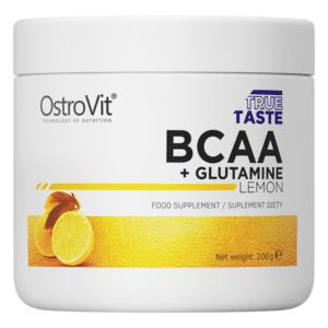 BCAA + Glutamine 200 g